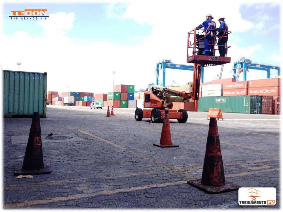 Treinamento PTA Tecon Rio Grande 3