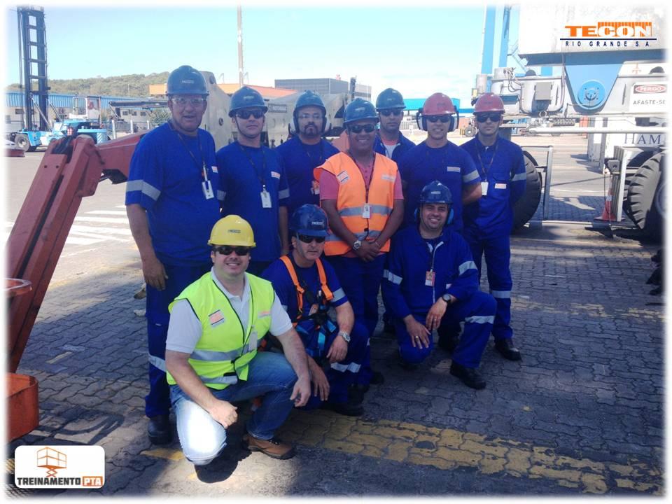 Treinamento PTA Tecon Rio Grande 5